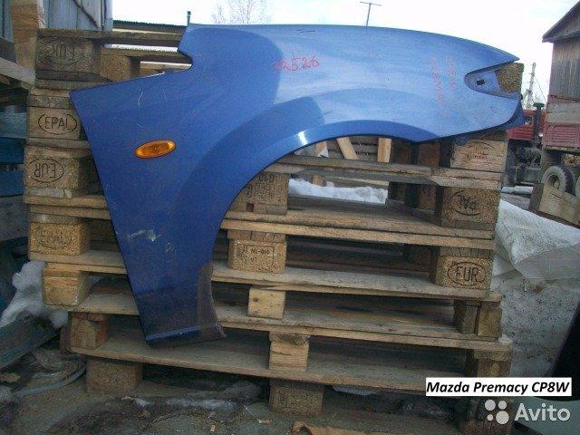 Крыло для Mazda Premacy