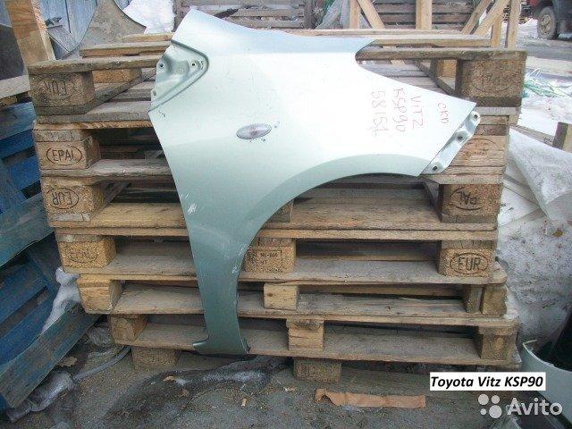 Крыло для Toyota Vitz