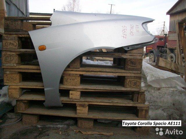Крыло для Toyota Spacio