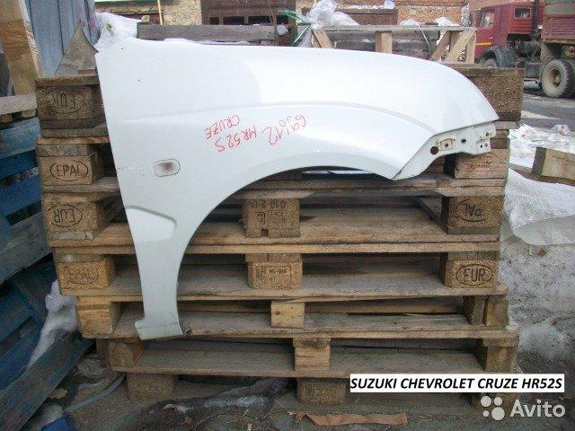 Крыло для Chevrolet Cruze