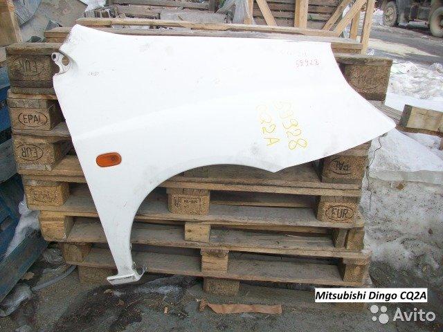 Крыло для Mitsubishi Dingo
