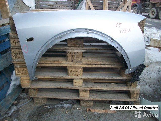 Крыло для Audi Allroad