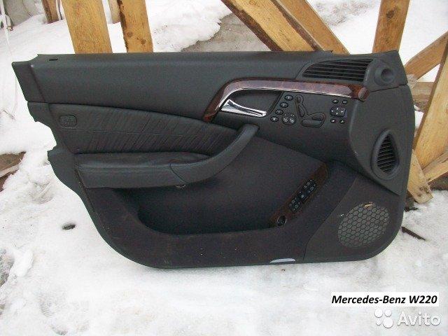 Обшивка двери для Mercedes-benz 220