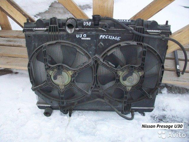 Радиатор для Nissan Presage