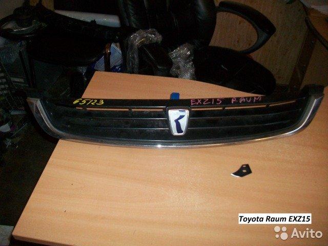 Решетка радиатора для Toyota Raum