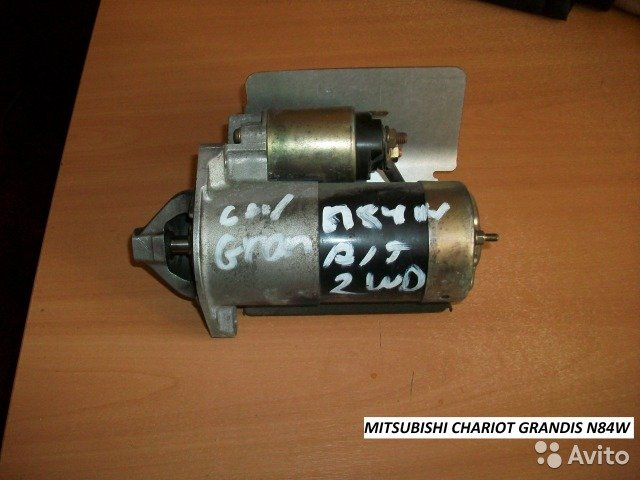 Стартер для Mitsubishi Grandis