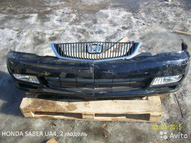 Бампер на Honda saber UA4 для Honda Saber
