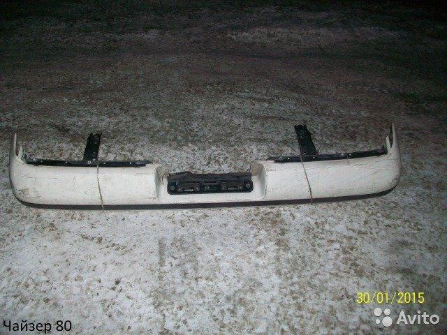 Бампер на Toyota Chaser GX80 для Toyota Chaser