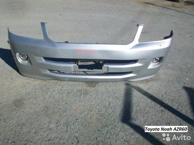 Бампер передний на Toyota Noah AZR60 для Toyota Noah