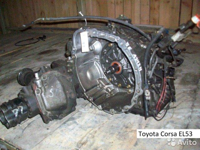 АКПП A244F-02A на Toyota corsa EL55 для Toyota Corsa