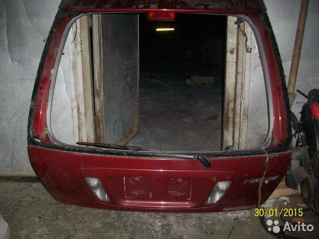 Дверь 5я на Toyota nadia SXN10 для Toyota Nadia