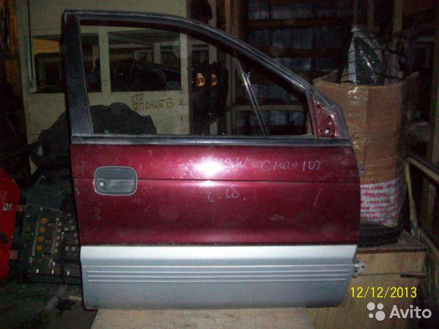Дверь Mitsubishi chariot N43W для Mitsubishi Chariot
