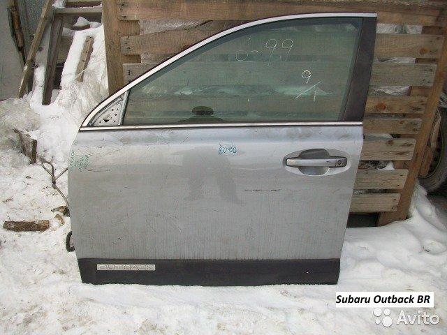 Дверь Subaru Outback BR 2009-2014 для Subaru Outback