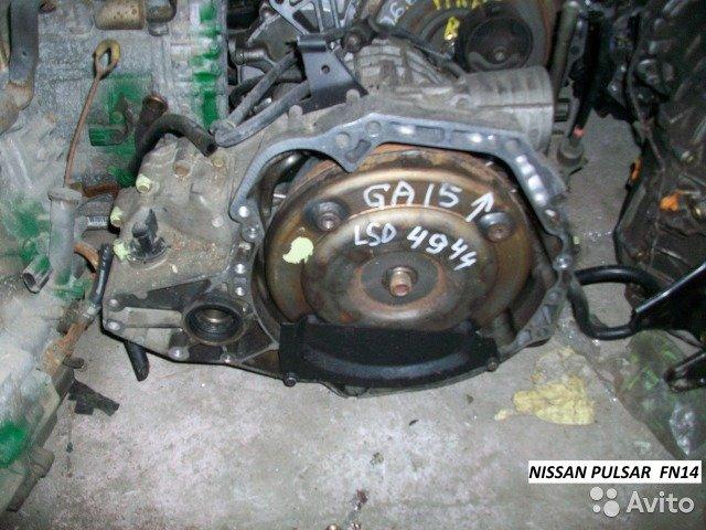 АКПП Nissan Pulsar FN14 LCD для Nissan Pulsar