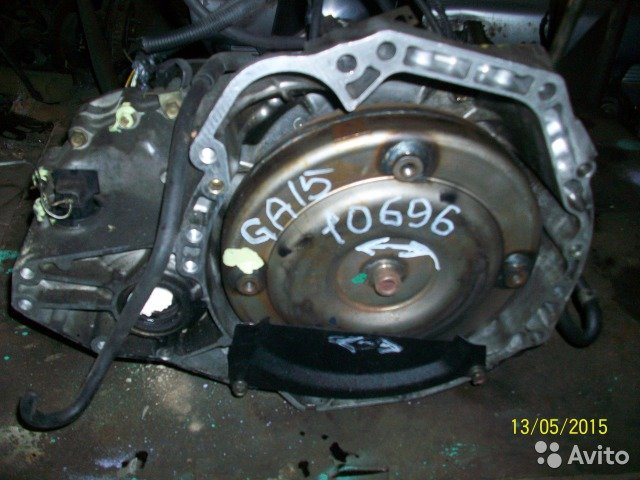 АКПП RL4F03A Nissan Pulsar FN15 для Nissan Pulsar