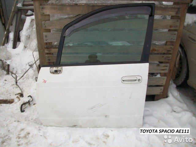 Дверь на Toyota spacio AE111 для Toyota Spacio