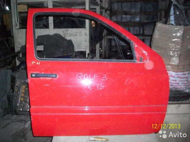 Дверь на Volkswagen Golf 3  для Volkswagen Golf