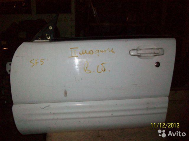 Дверь перед. Subaru Forester SF5 для Subaru Forester