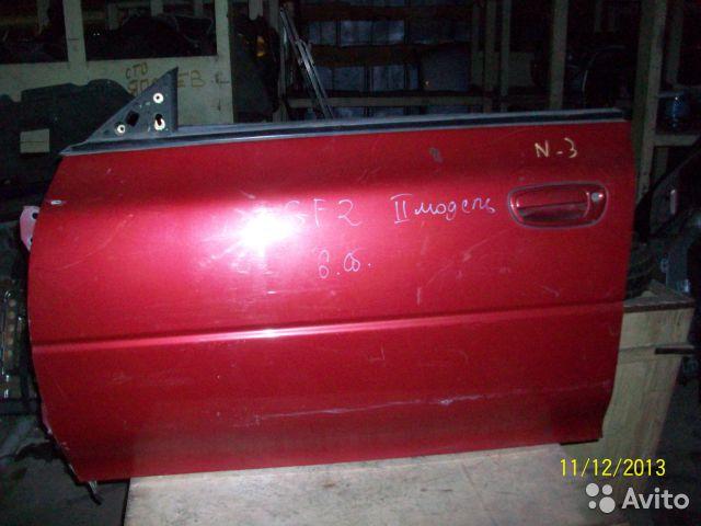Дверь перед. Subaru Impreza Wagon для Subaru Impreza
