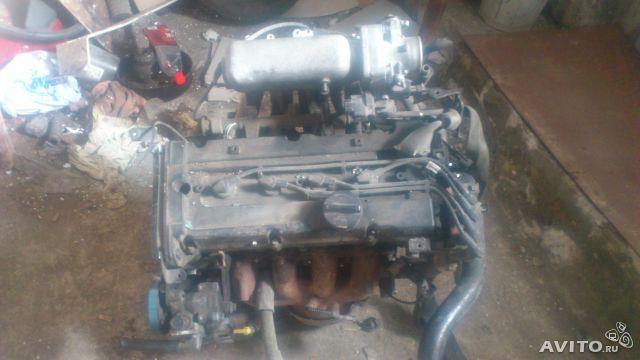 Двигатель G4EC на hyundai accent, elantra для Hyundai Accent
