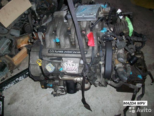 Двс GY на Mazda MPV LW5W, 2.5л для Mazda Mpv