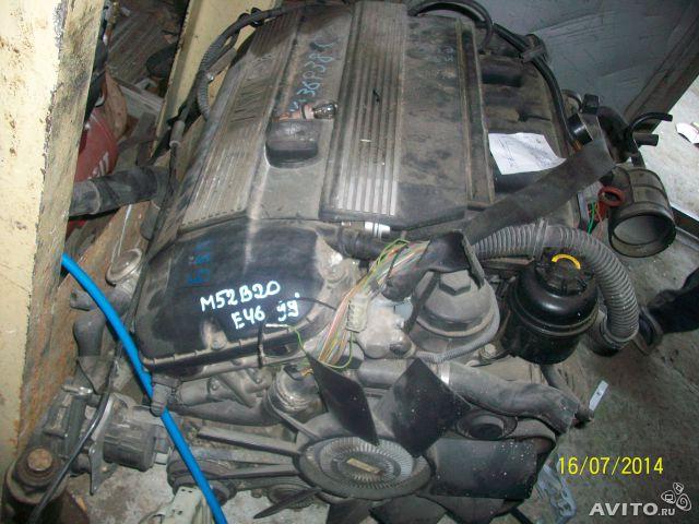 Двс и АКПП на BMW 3серии в 46 куз 1999г для Bmw 3 Series