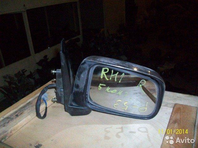 Зеркало на Honda SMX RH1 для Honda SMX