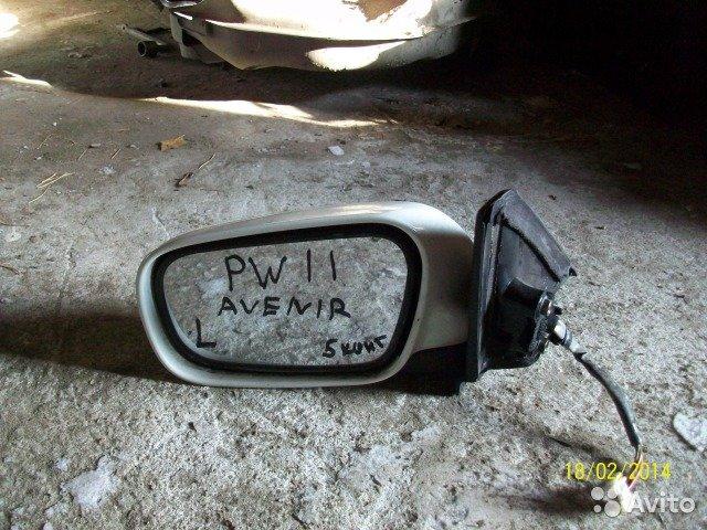 Зеркало на Nissan avenir PW11 для Nissan Avenir