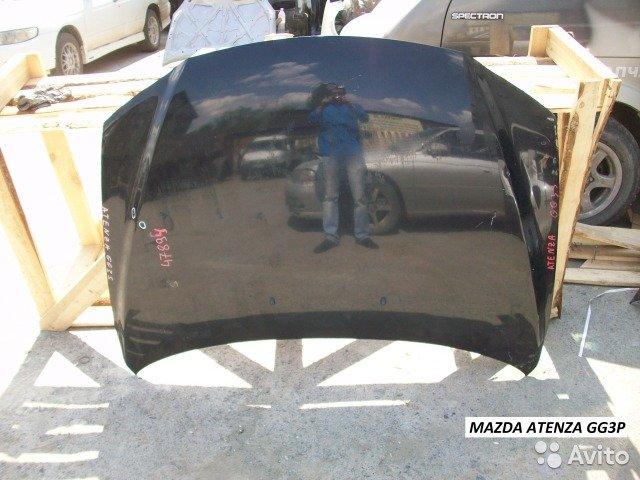 Капот на Mazda atenza GG3S для Mazda Atenza