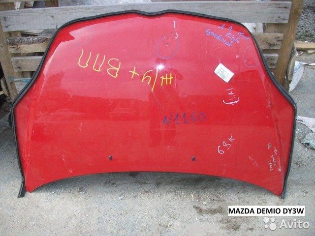 Капот на Mazda Demio DY3W для Mazda Demio