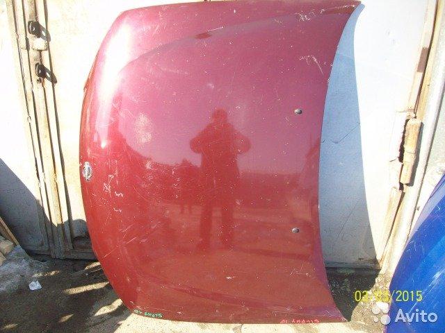 Капот на Nissan Bluebird Sylphy QG10 для Nissan Bluebird