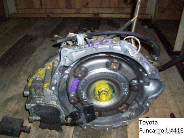 АКПП на Toyota Funcargo NCP20 для Toyota Funcargo