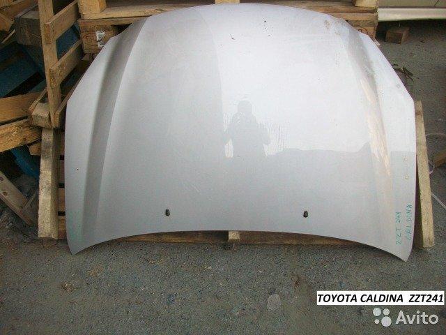 Капот на Toyota Caldina ZZT241 для Toyota Caldina