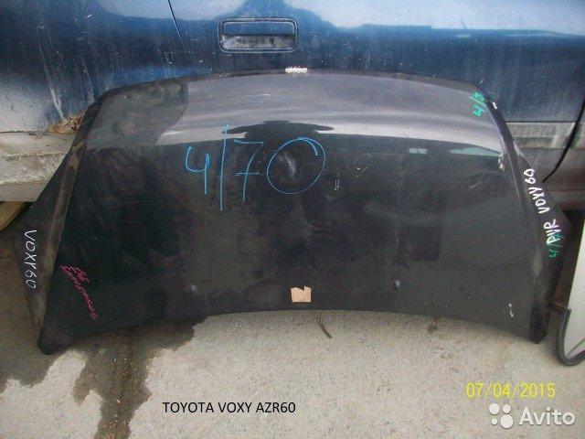 Капот на Toyota voxy AZR60 для Toyota Voxy
