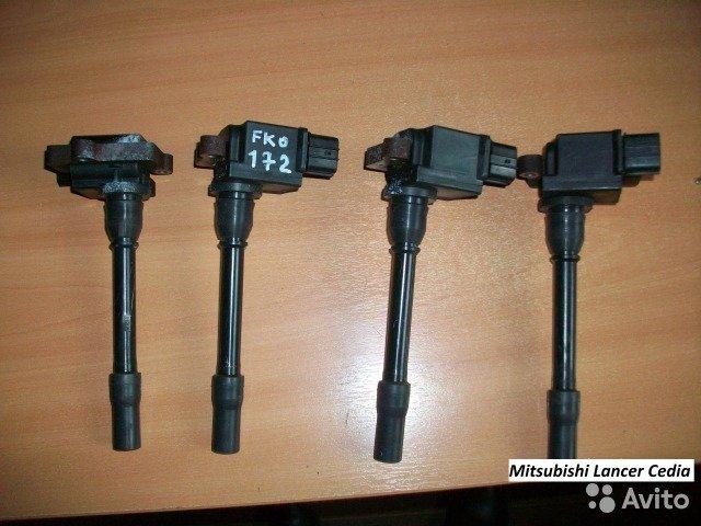 Катушки на Mitsubishi Lancer  для Mitsubishi Lancer