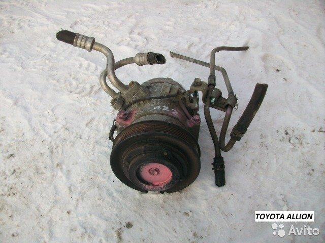 Компрессор Toyota Allion ZZT245 для Toyota Allion