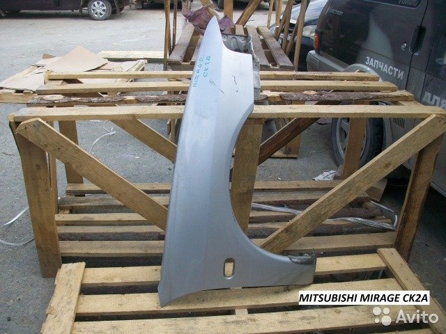 Крыло Mitsubishi mirage CK2A для Mitsubishi Mirage
