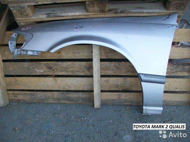Крыло Toyota mark II qualis MCV25 для Toyota Mark