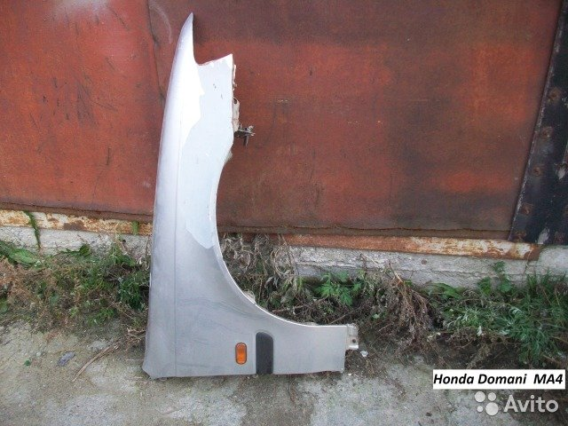 Крыло на Honda Domani MA4 для Honda Domani