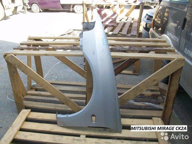 Крыло на Mitsubishi mirage CK2A для Mitsubishi Mirage