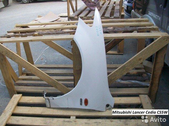 Крылья Mitsubishi Lancer CS5W для Mitsubishi Lancer