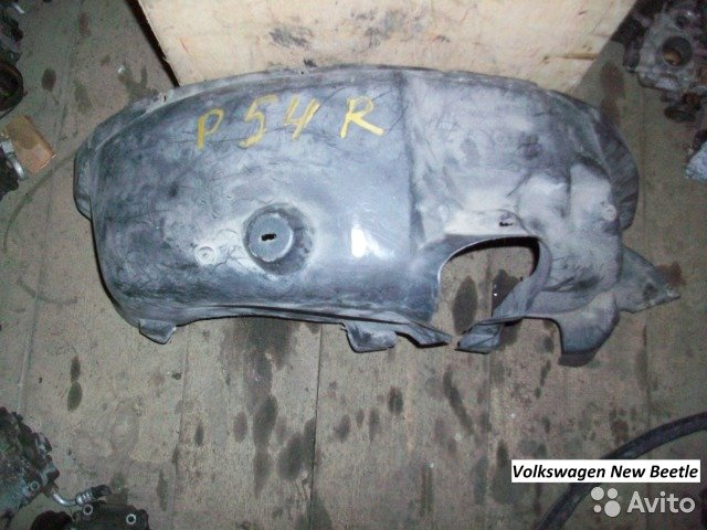 Локер задний на Volkswagen New Beetle  для Volkswagen Beetle