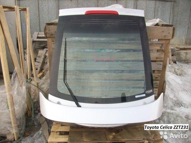 Крышка багажника Toyota Celica 230 для Toyota Celica