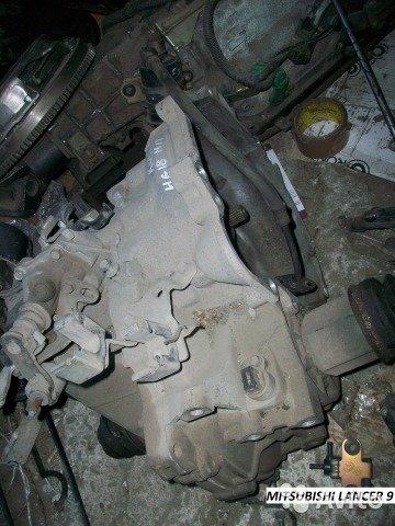 Мкпп Mitsubishi Lancer 9 4G18 1.6l 2007г для Mitsubishi Lancer